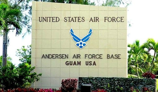 Andersen AFB intruder shot and killed after stabbing security forces member