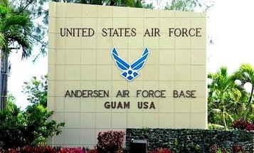 Andersen AFB intruder shot and killed after stabbing security forces member