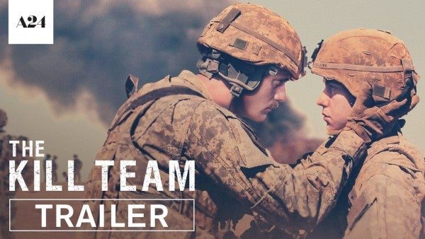 'The Kill Team,' now a feature, revisits one of the most disturbing tales of the Afghanistan war