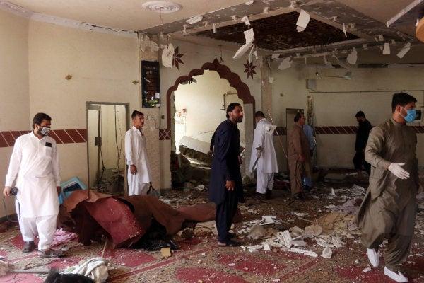 Taliban leader's brother killed in Pakistan bomb blast