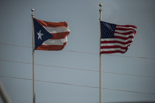 An Army vet is fighting with a Florida HOA over her right to fly a Puerto Rican flag