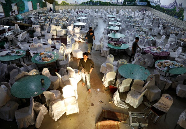 ISIS claims responsibility for bombing of Afghan wedding that killed 63