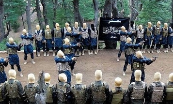 ISIS is biding its time in Afghanistan