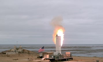 Watch the US fire off its first previously-banned missile since the collapse of the INF Treaty with Russia