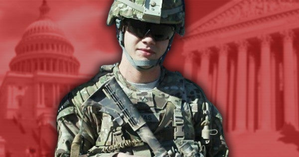 The Army allegedly missed this soldier's cancer diagnosis for 2 years. The VA found it within days