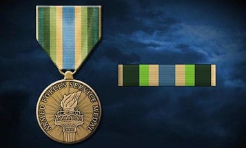 Troops who deployed to the US-Mexico border are getting a medal