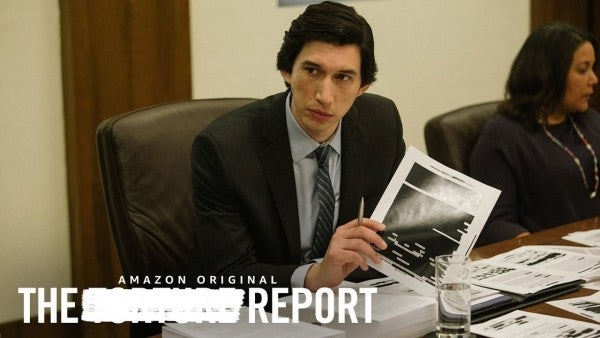 Marine vet Adam Driver is starring in a new film about the CIA's controversial post-9/11 interrogation program