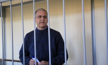 Former Marine held by Russia on spying charges says prison guards injured him
