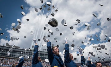 High level of toxic chemicals found in water at the US Air Force Academy