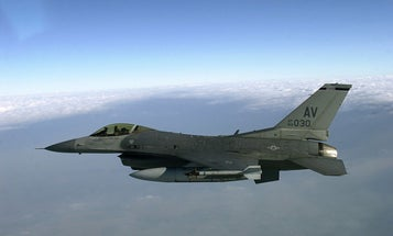A Florida company is selling a working F-16 fighter for $8.5 million