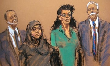 NYC women plead guilty to planning bomb attack on US military personnel and law enforcement