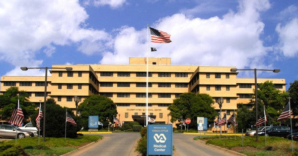 A Kansas VA hospital police supervisor reported 'dangerous' deficiencies among his officers. Now he says he faced retaliation