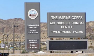 Marine accused of luring 14-year-old onto Twentynine Palms for sex