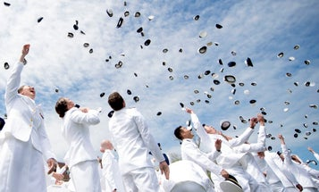 The Coast Guard Academy wants to track cadets after graduation as part of a massive concussion study
