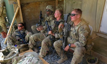 Taliban says it's close to an agreement on the withdrawal of US troops