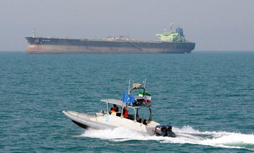 The US hit Iran with a secret cyberattack to disrupt oil tanker raids in the Persian Gulf