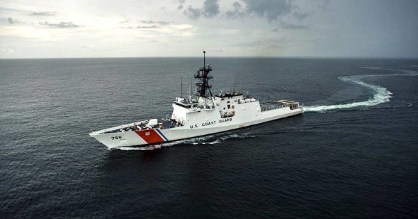 When COVID-19 sidelined 18 members of a Coast Guard cutter crew, cadets stepped in