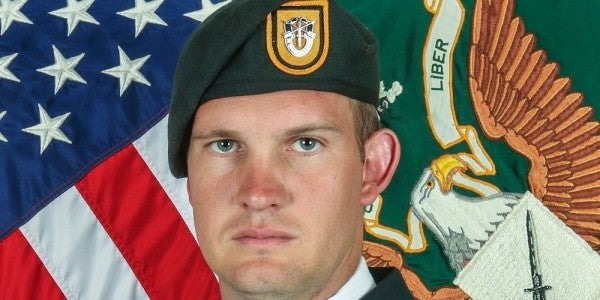 Pentagon identifies Special Forces soldier killed in Afghanistan