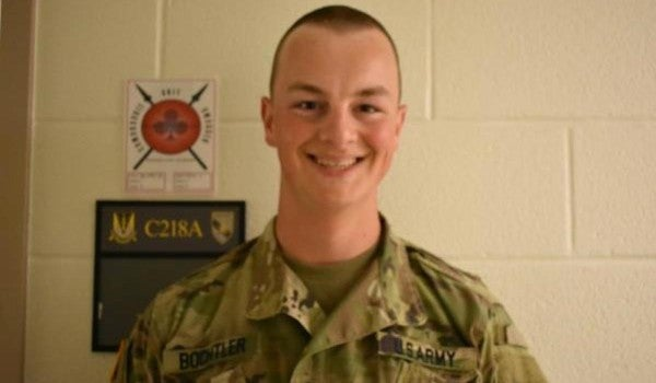 West Point cadet candidate dies in cliff-diving accident
