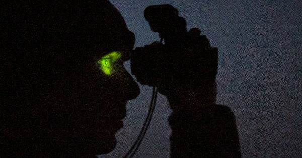 Forget bulky goggles: these scientists want to inject night vision straight into troops' eyeballs
