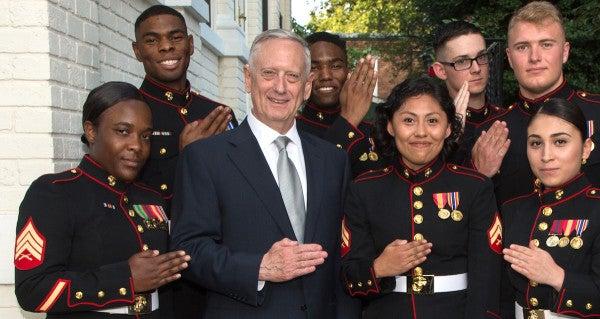 Mattis still has concerns about women serving in combat units