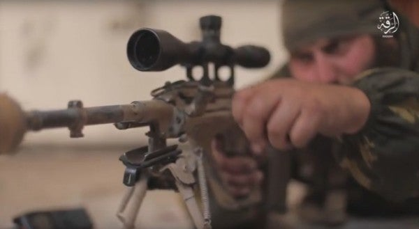 American citizen charged with joining ISIS as a sniper
