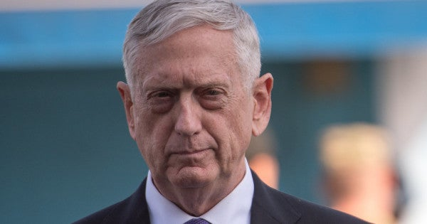10 things you didn't know about Mattis from his new memoir 'Call Sign Chaos'