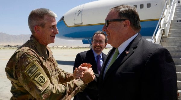 The US is close to a deal with the Taliban, but Secretary of State Mike Pompeo reportedly won't sign it