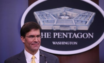 Sec Def wants European allies to help pay for defense projects after funds were diverted for the border wall