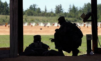 Fort Jackson soldier dies while training on rifle range
