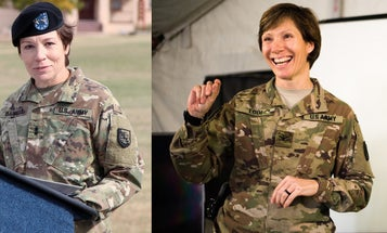 'The best America has to offer' — For the first time ever, two sisters are Army generals