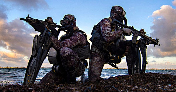 Top Navy SEAL admiral fires entire leadership team of SEAL Team 7