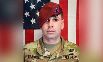 Pentagon identifies soldier killed in Kabul car bombing