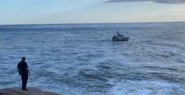 Coast Guard rescues 13-year-old boy who was swept 'several hundred feet' out to sea from Massachusetts' coast