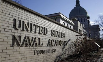 Naval Academy rescinds offer of appointment for Maryland student who wrote racist messages
