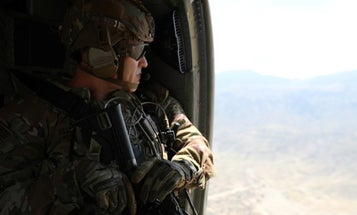 CENTCOM chief says the US will ramp up operations against the Taliban as Afghan peace talks collapse