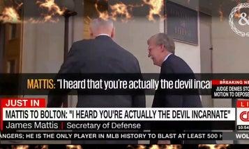 Trump fires John Bolton as his national security advisor