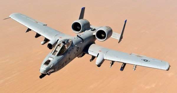 The Air Force's entire A-10 Warthog fleet is getting a raft of lethal new upgrades