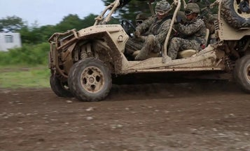 Marines are still using these ATVs after more than 180s fires in civilian versions prompt multiple recalls