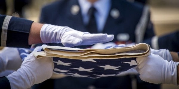 Edwards Air Force Base airman killed in training parachute accident