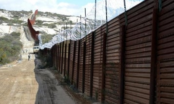 Trump's raid on military construction funds for his border wall will screw over critical Air Force projects, report says