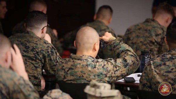 Marines will be able to kiss their green-tinted night vision goodbye by 2020