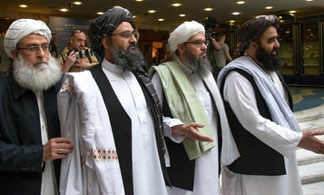 The Taliban is allowed to read classified documents related to the Afghan peace deal, but you can't