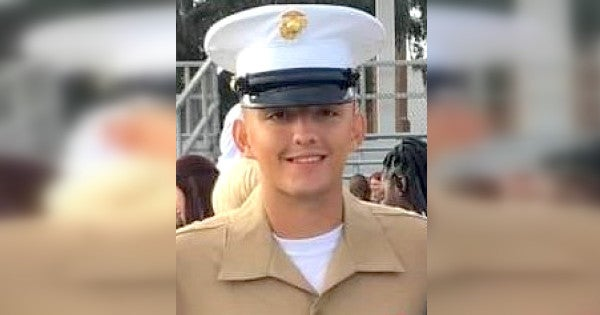 Camp Pendleton Marine killed in motorcycle accident