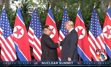 Report: Kim Jong-un invited Trump to visit Pyongyang