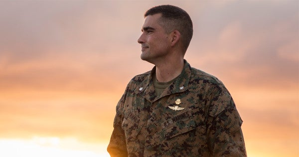 Fired Marine lieutenant colonel accused of lying to investigators