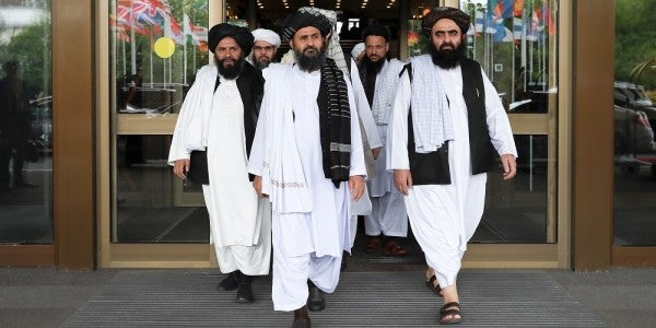 Taliban and Afghan military announce three-day ceasefire