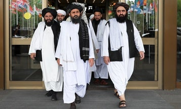 Taliban reportedly endorse President Trump