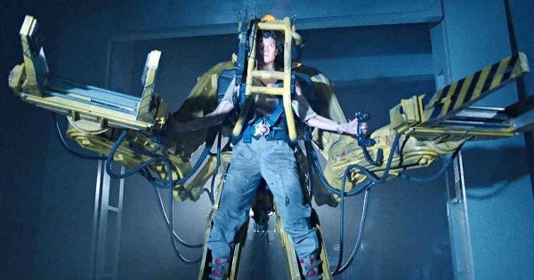 The Marine Corps' new exoskeleton will let grunts move heavy crap like Ripley in 'Aliens'
