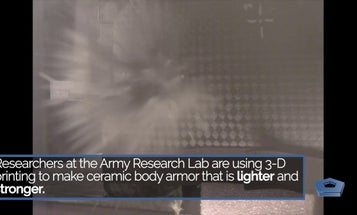 Army researchers are using pearls — yes, pearls — to develop super-strong body armor